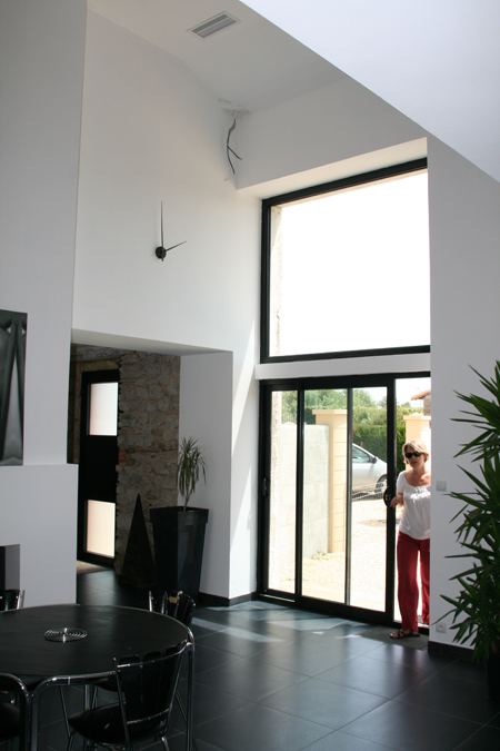 Le blog de la long re ext rieure for Interieur longere